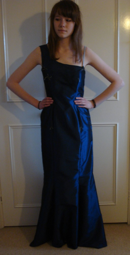 The Perfect Prom Dress (4/6)