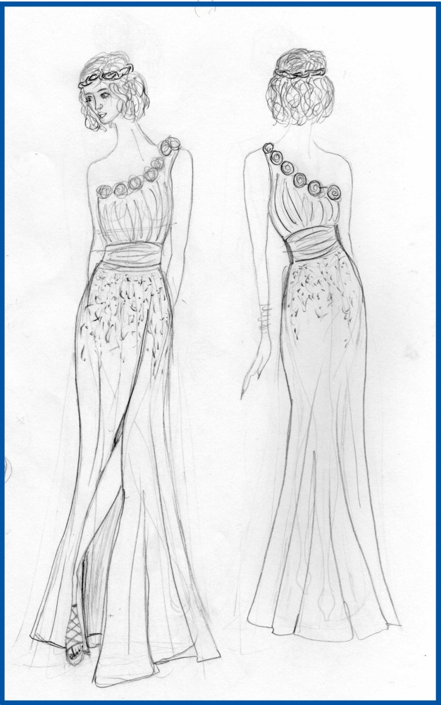 The Perfect Prom Dress (2/6)