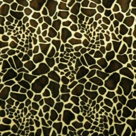 Giraffe print!