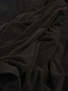 Grey poly jersey 2m x 150cm wide