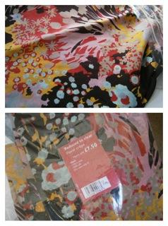 Diane Von Furstenberg inspired silk