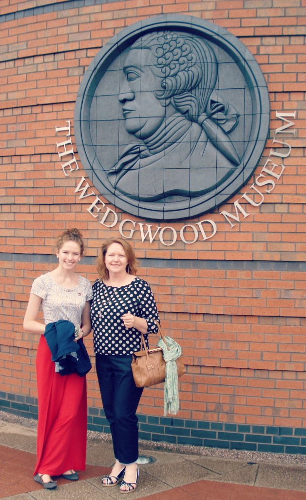 Wedgwood visitors