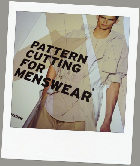 Pattern Cutting for Menswear by Gareth Kershaw