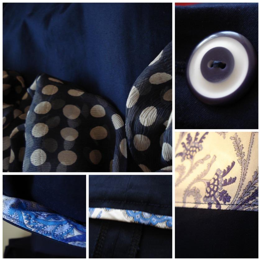 Trouser details
