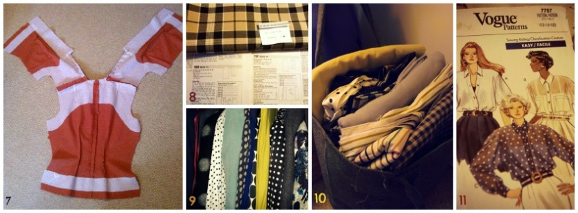 Days 7-11. Insides, Next Project, Signature Style, Inspiration & Early Make