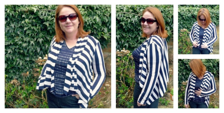 Collage stripe longley
