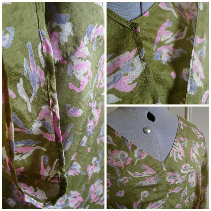 Collage warabi tunic