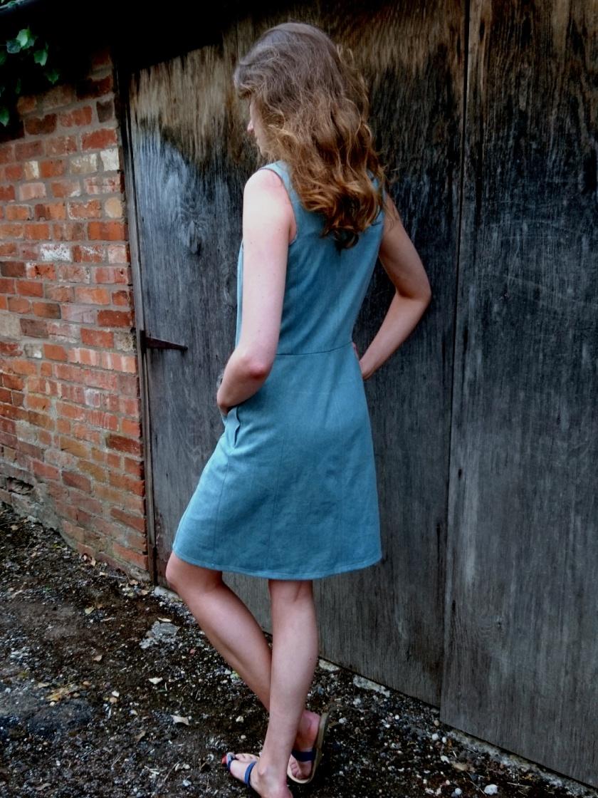 denim dress 3