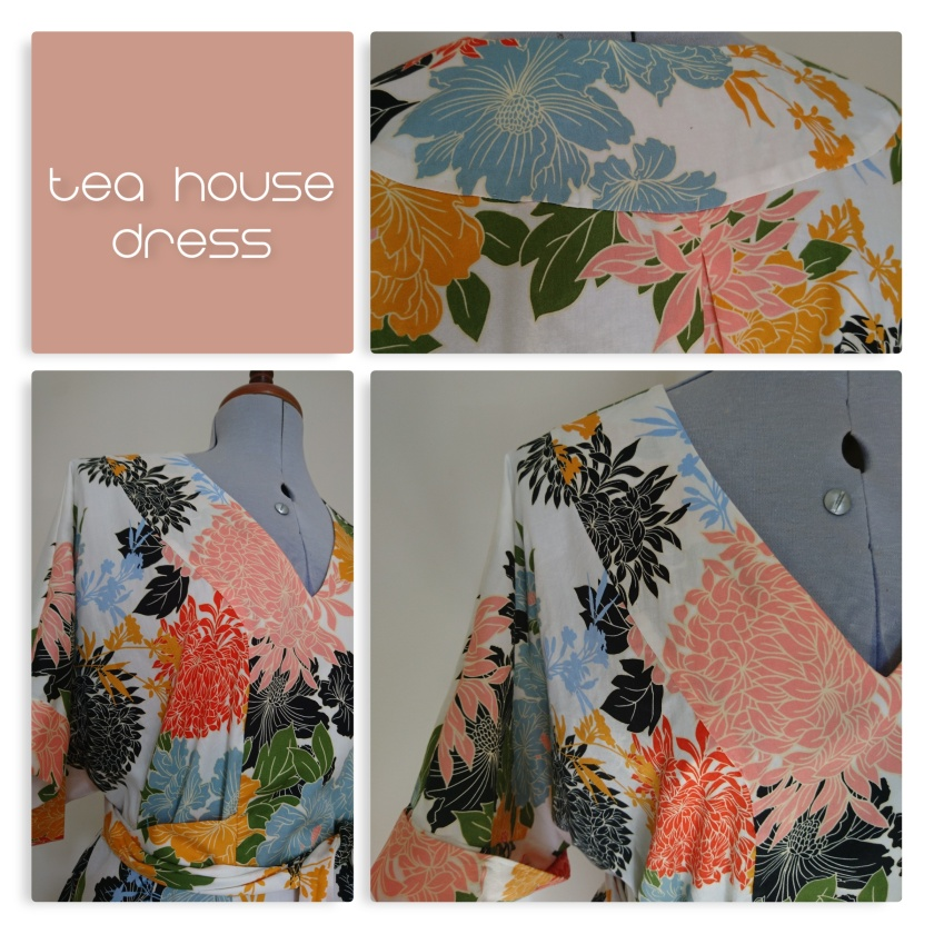 collage teahouse dress