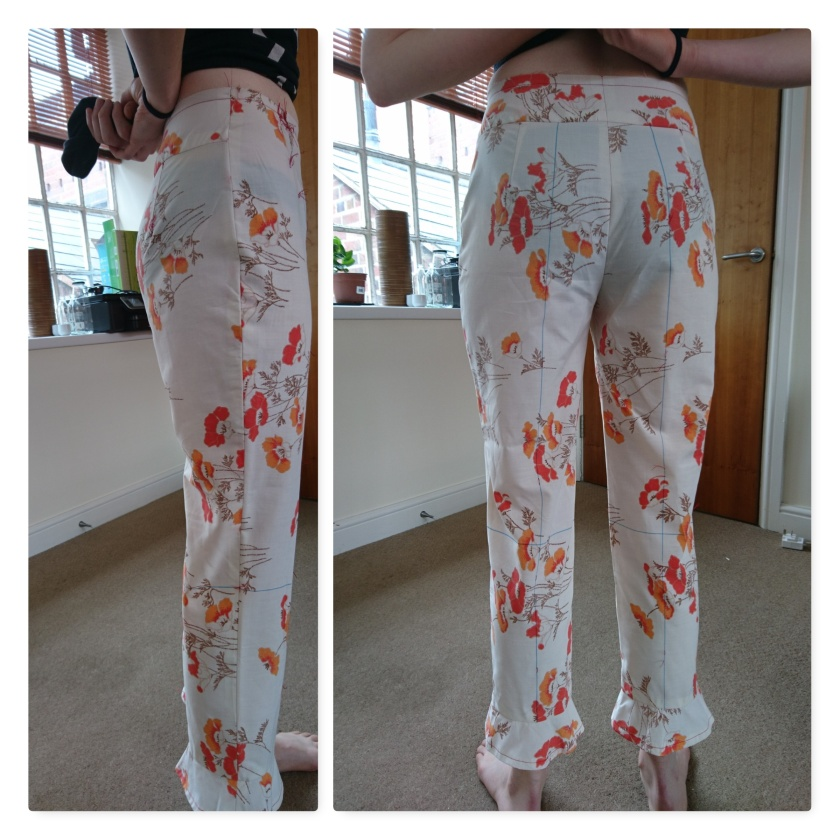 collage pants fit 2