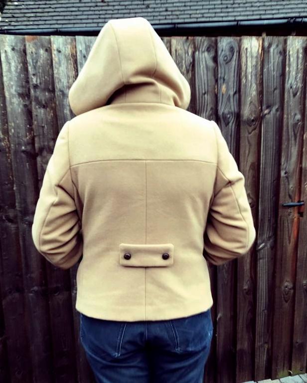 camel coat 9