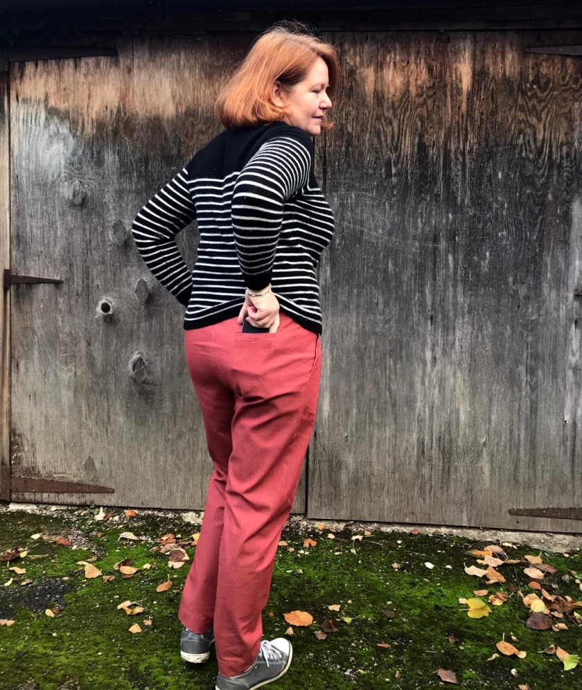 red jeans 6