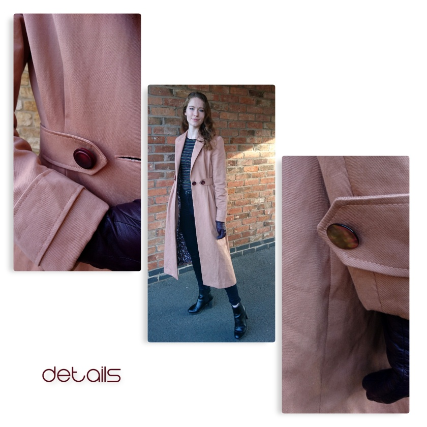 collage chace coat