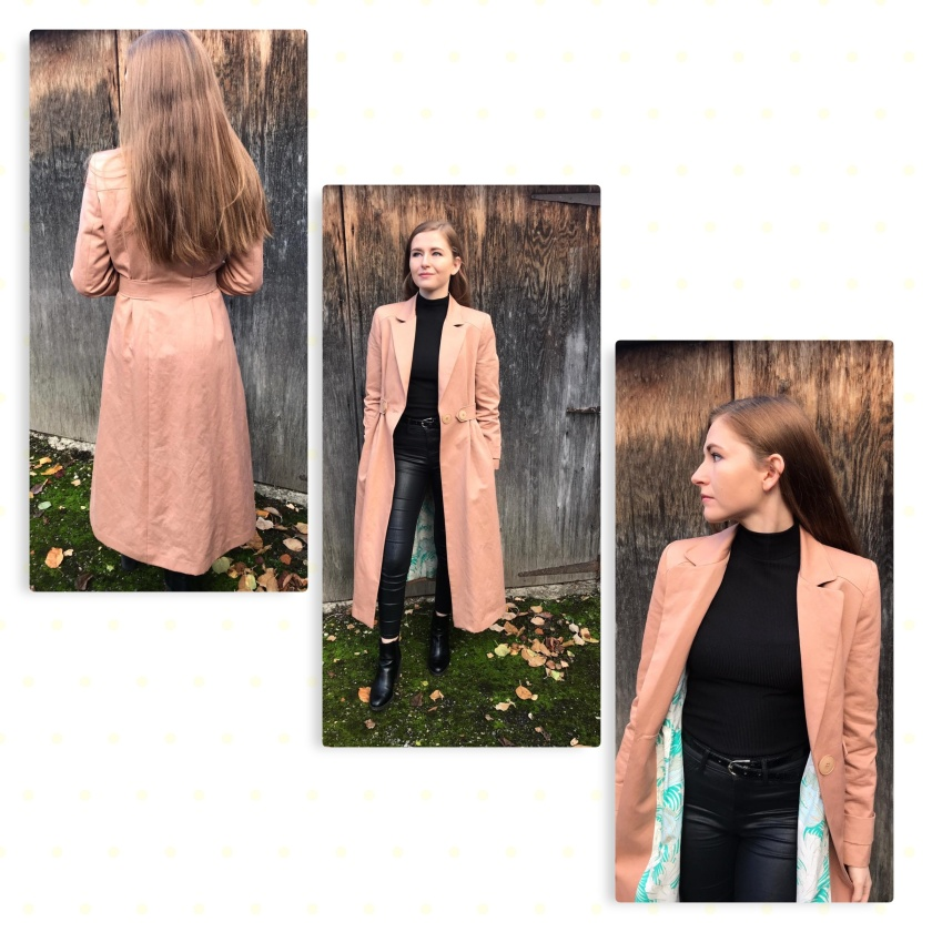 collage tayla coat