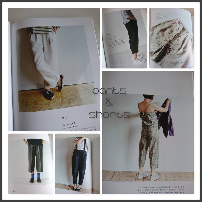 collage ks pants