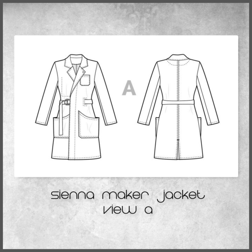 sienna maker jacket cc
